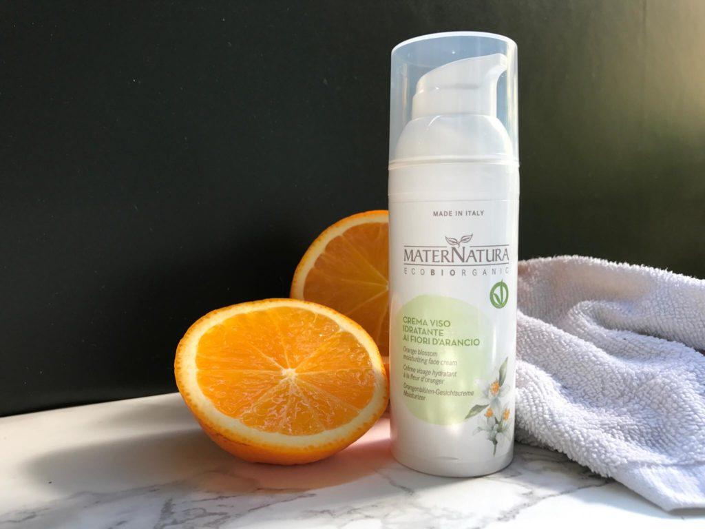 Crema Idratante ai fiori d'arancio - MyFloreschic