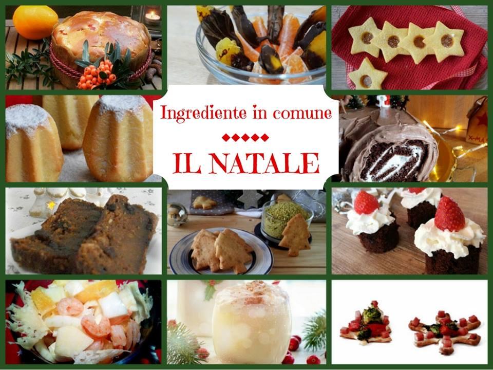 L'ingredienti in comune NATALE dicembre