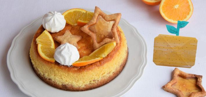 Come realizzare l'arancia con la carta. Origami di Frutta Facili