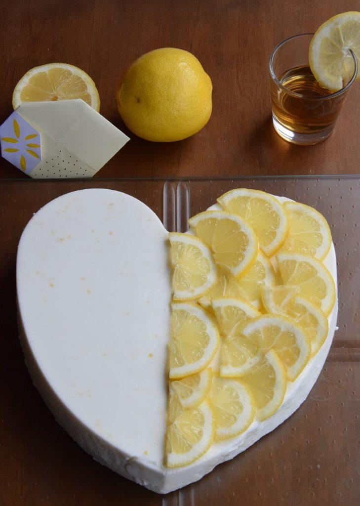 Daiquiri Mousse Cake MTC N. 69 La Cucina Alcolica