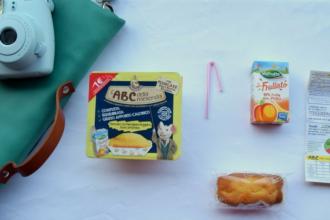 L'ABC della merenda dolce: Plumcake e Frullato. Novità Parmareggio