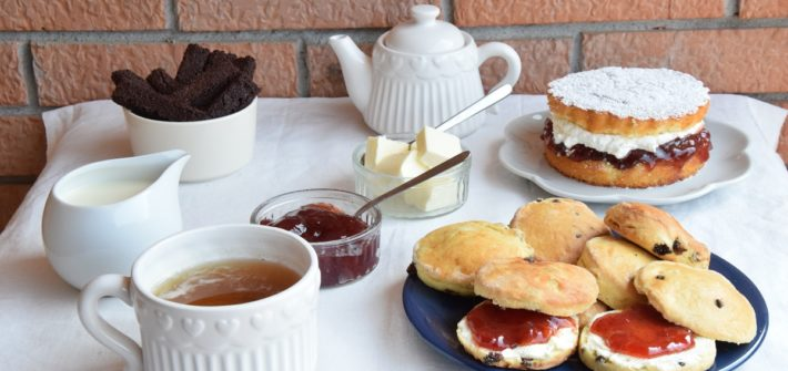 MTC N.71 The British Afternoon Tea