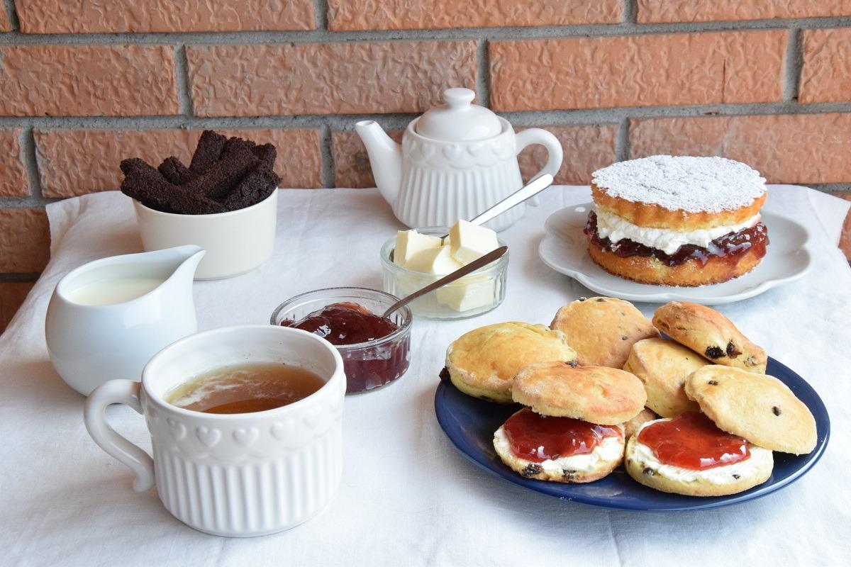 Un tè con la Regina: MTC N.71 The British Afternoon Tea