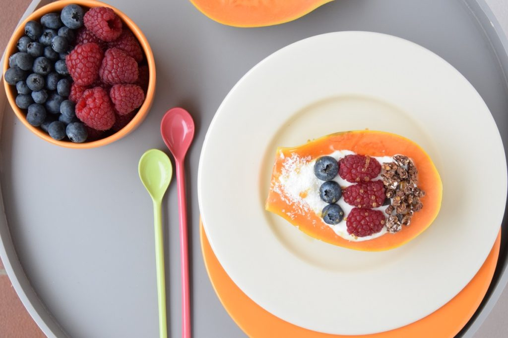 Papaya Boats. La ricetta facile per una colazione sana e nutriente
