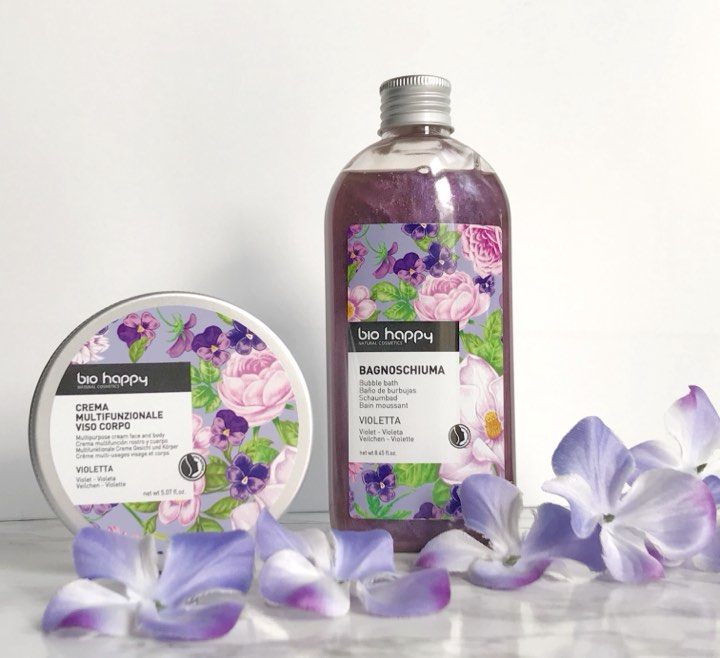 Cooking & Beauty Aprile La Violetta MyFloreschic