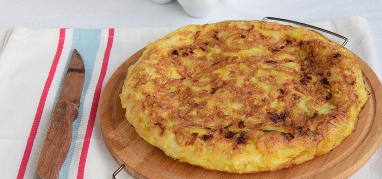 La Tortilla di Patate classica per l'MTC N.72