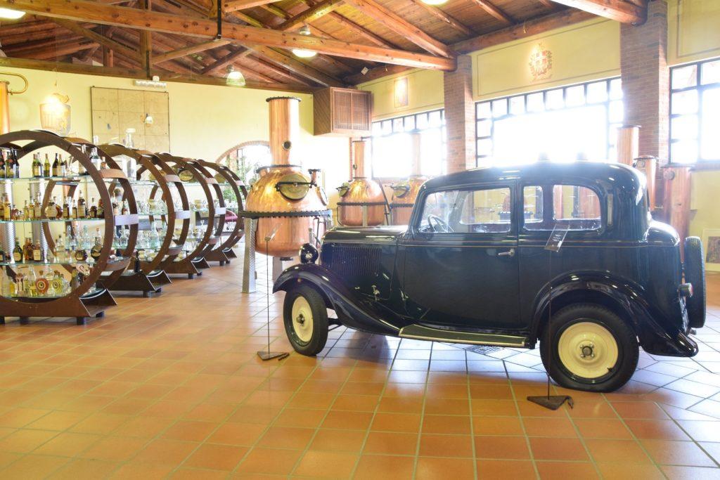 Distillerie Berta a Mombaruzzo - Visita Guidata