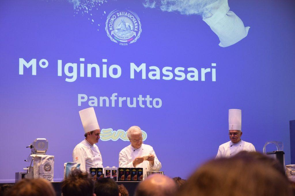 Meet Massari 2018 il Maestro della pasticceria Iginio Massari fa tappa a Milano