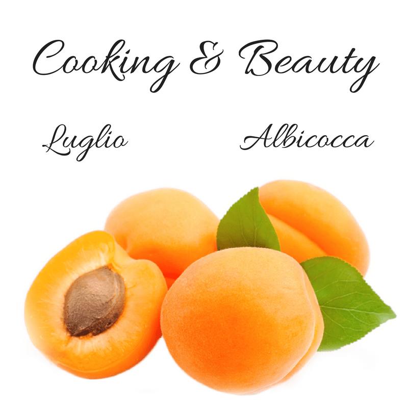 Cooking & Beauty luglio albicocca