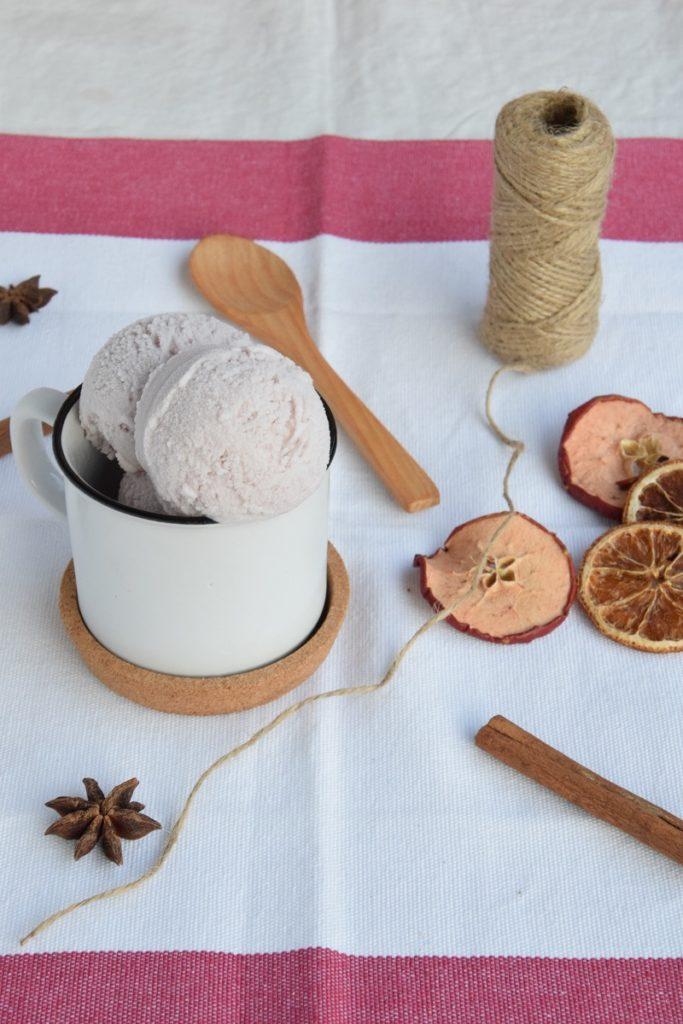 Sangria Ice Cream