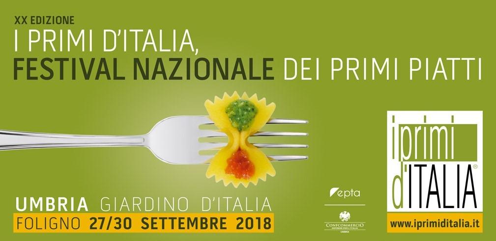 XX EDIZIONE I PRIMI D'ITALIA - LA CASCATA DEI SAPORI