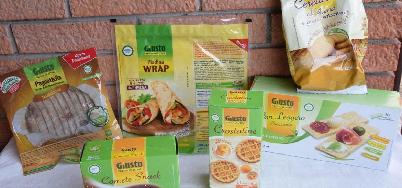Giuliani Pharma nasce la Linea Giusto senza glutine. L'alimentazione speciale in farmacia