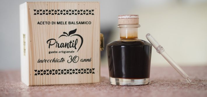 Aceto di Mele Balsamico Prantil - 100% biologico Gusto Artigianale