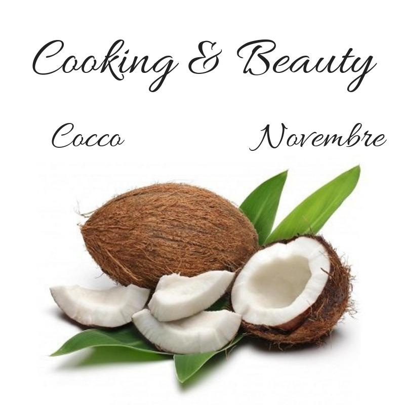 Cooking & Beauty novembre cocco