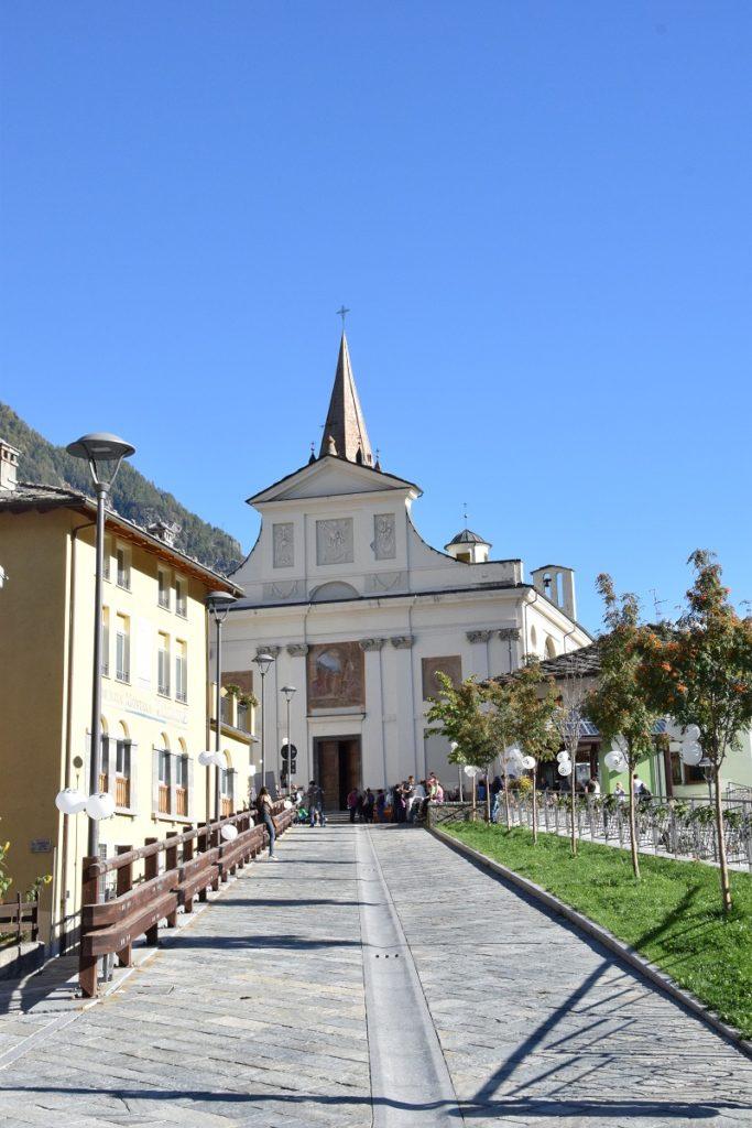 La Salle i Forni della Festa Lo Pan Ner 2018 in Valle d'Aosta. Blog Tour AIFB