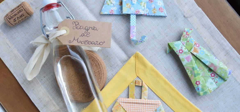 Bagna al Moscato. PLAY MOVIE Mary Poppins (Origami) - MTChallenge