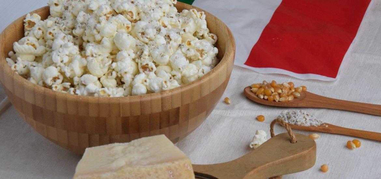 Italian Popcorn. PLAY MOVIE La La Land - MTChallenge