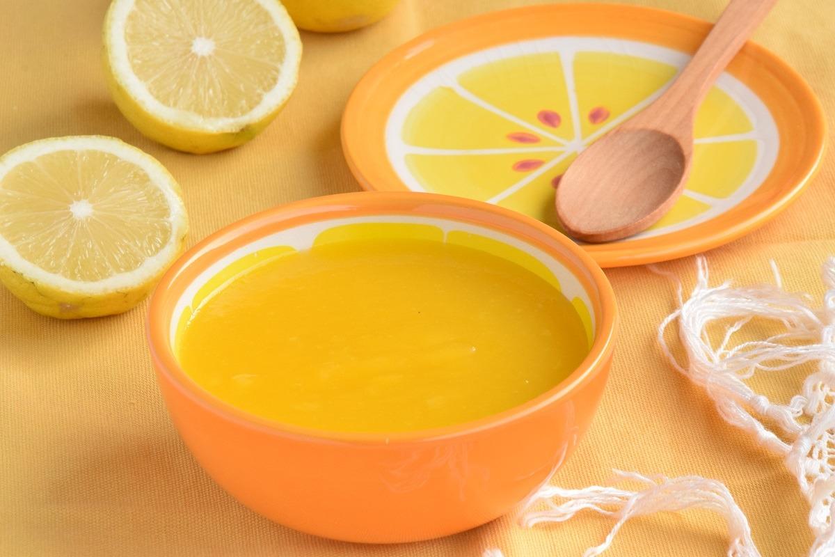 Lemon Curd o Crema al Limone di origine anglosassone