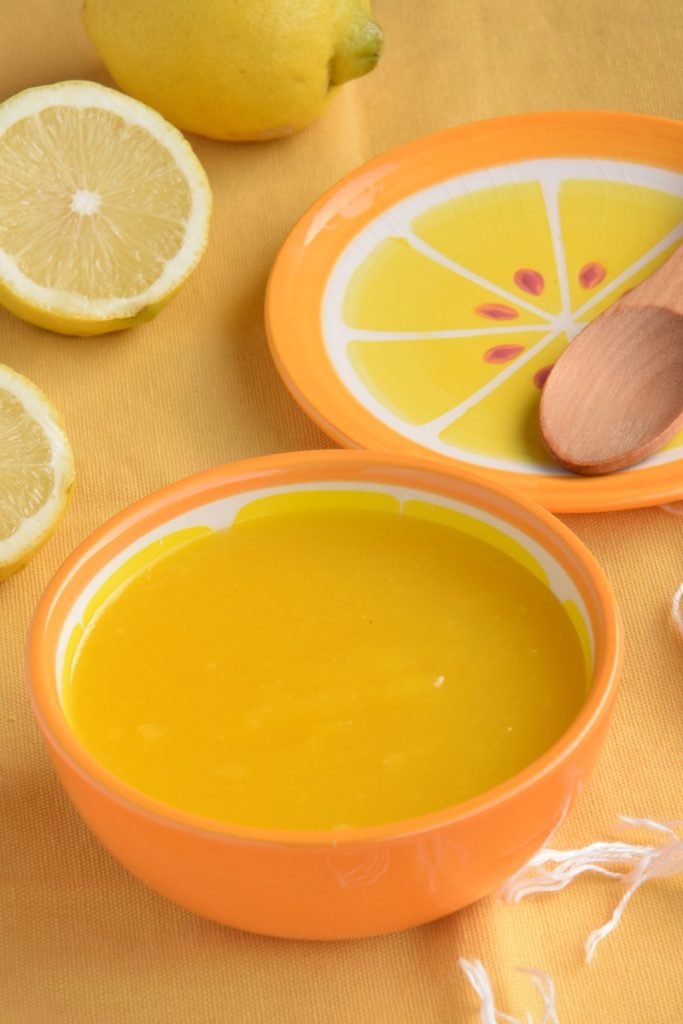 Lemon Curd o Crema al Limone della tradizione Anglosassone