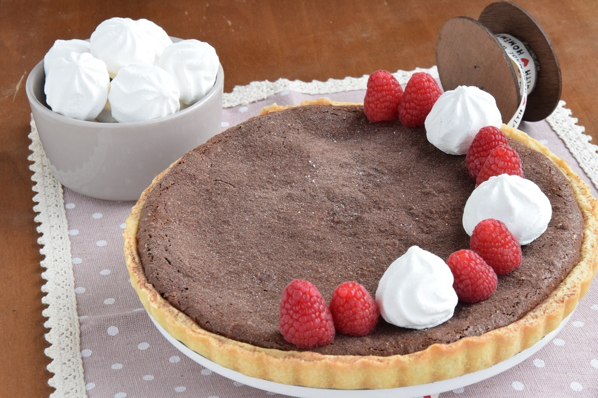 Tarte au Chocolat per PASSIAMOLE IN RIVISTA