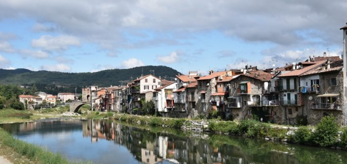 Millesimo il comune nell'entroterra savonese. Uno dei Borghi più belli d'Italia