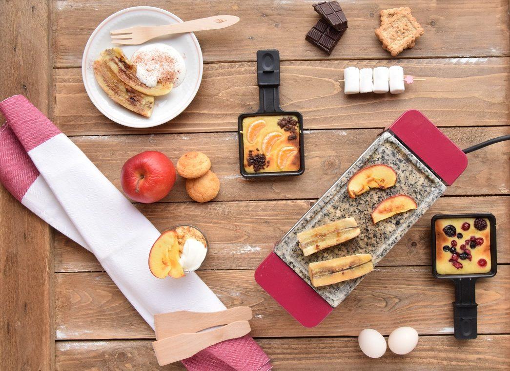 Raclette e Pierrade dolci. Cena 8 Marzo – Giornata Internazionale della Donna per MAG ABOUT FOOD
