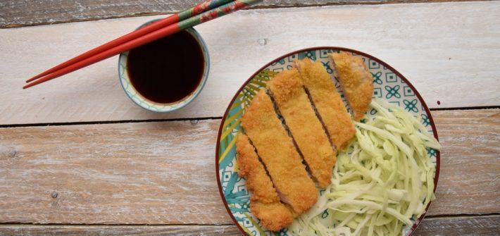 Tonkatsu, la ricetta giapponese. FOODIE MOVIE DUMBO e le cotolette volanti - MTChallenge