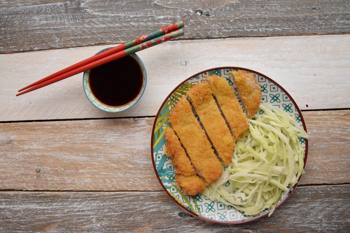 Tonkatsu, la ricetta giapponese. FOODIE MOVIE: DUMBO e le cotolette volanti – MTChallenge