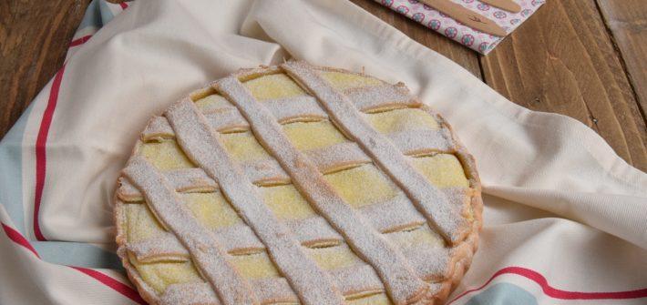 Torta di Ricotta Ricetta dolce tipica della Basilicata