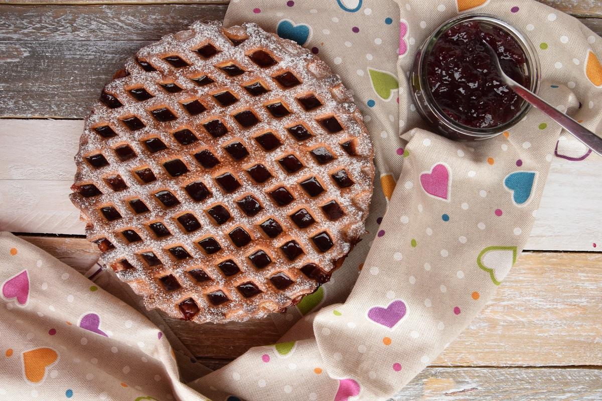 Limburgse Vlaai: il dolce tipico delle regioni meridionali dei Paesi Bassi