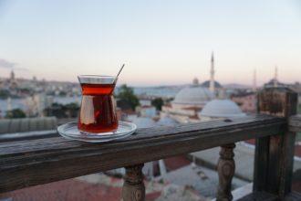 Tè turco - Bitter Sweet: Ingredienti d'Amore