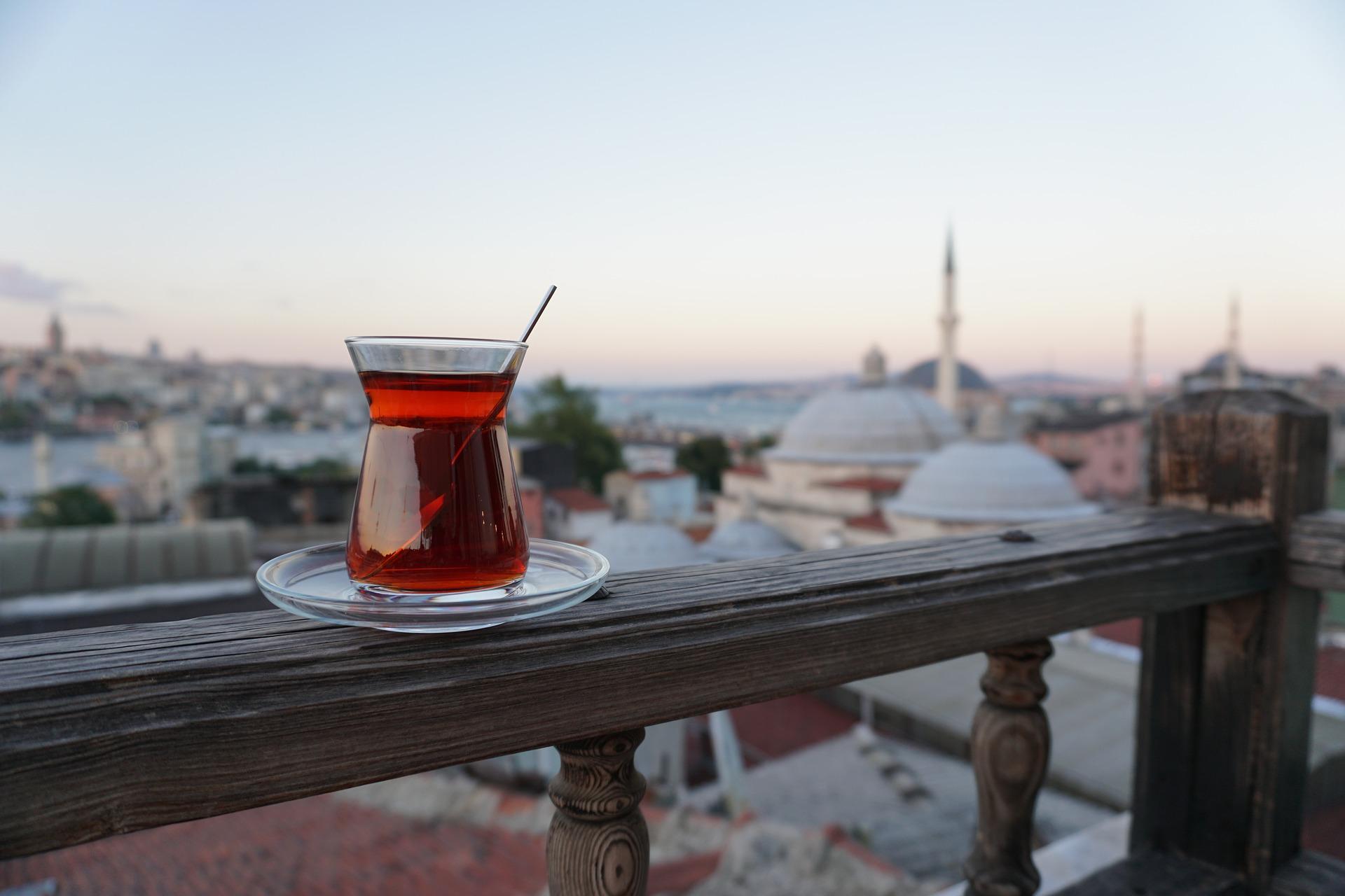 Tè turco – Bitter Sweet: Ingredienti d'Amore
