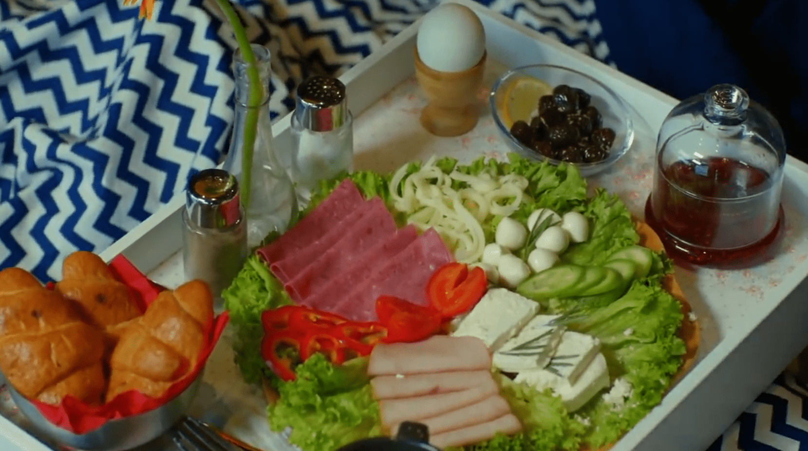 La Colazione Tradizionale Turca – Bitter Sweet: Ingredienti d'Amore