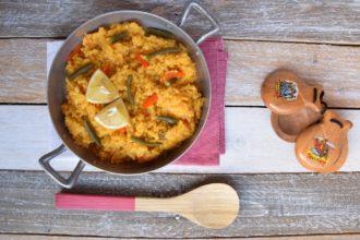 Paella Vegetariana. FOODIE MOVIE Dolor Y Gloria – MTChallenge