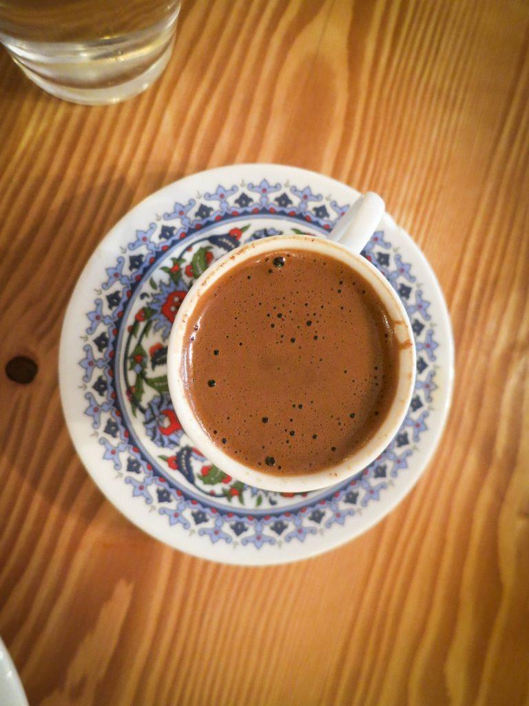 Caffè turco – Bitter Sweet Ingredienti d'Amore