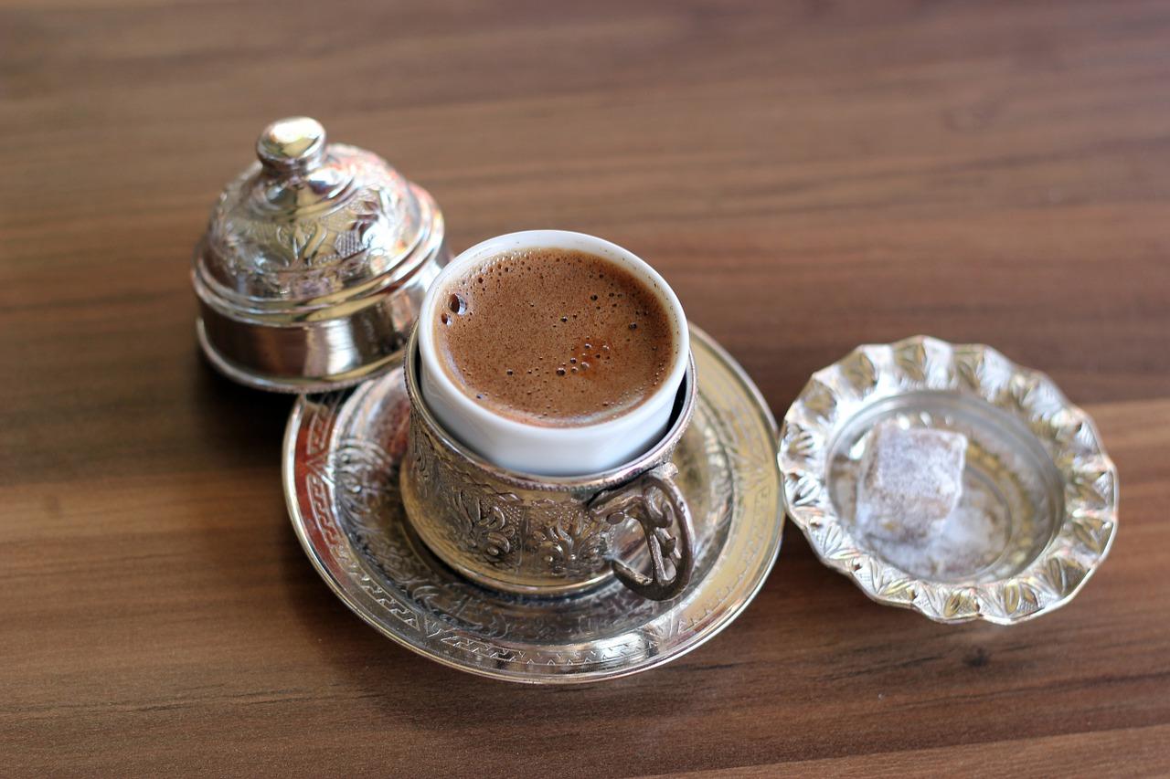 Caffè turco – Bitter Sweet: Ingredienti d'Amore