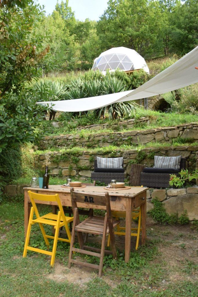 Gaia's Spheres: Glamping Romantico nelle Langhe La Cascata ...