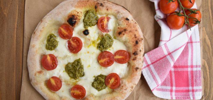 La mia Pizza al piatto ZENA per Il Club del 27