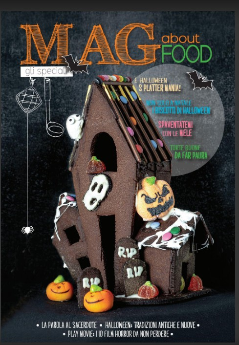È Halloween Mania! - MAG about FOOD by MTChallenge