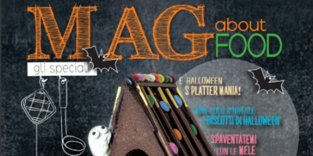 È Halloween Mania! – MAG about FOOD by MTChallenge