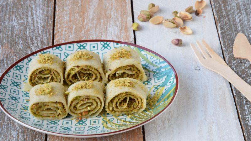 Fıstık Şıllık: le Crêpes Turche al Pistacchio – Bitter Sweet: Ingredienti d'Amore