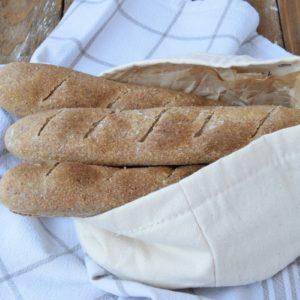 Filoncini di Pane – Preparato ai Cereali