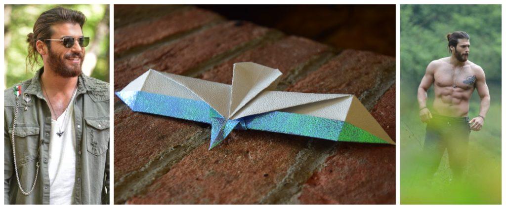 Albatros Origami - Erkenci Kuş La Cascata dei Sapori