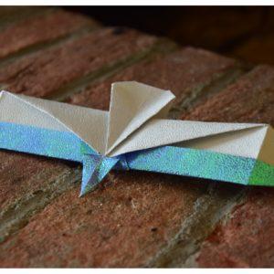 Albatros Origami – Erkenci Kuş