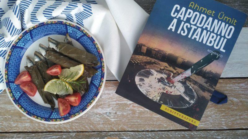 Asma Yaprağında Sardalye: Sardine in Foglie di Vite – Capodanno a Istanbul di Ahmet Ümit