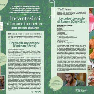 """Le Ricette de """"La Cascata dei Sapori"""" su DayDreamer Le Ali del Sogno – il Magazine Ufficiale della Serie TV turca"""