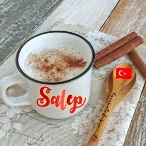 Salep, la Bevanda calda tradizionale Turca – Bitter Sweet – Ingredienti d'Amore