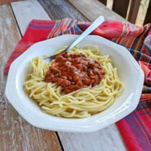 Tajarin, i tagliolini piemontesi al Ragù di Cinghiale – L'Italia nel Piatto