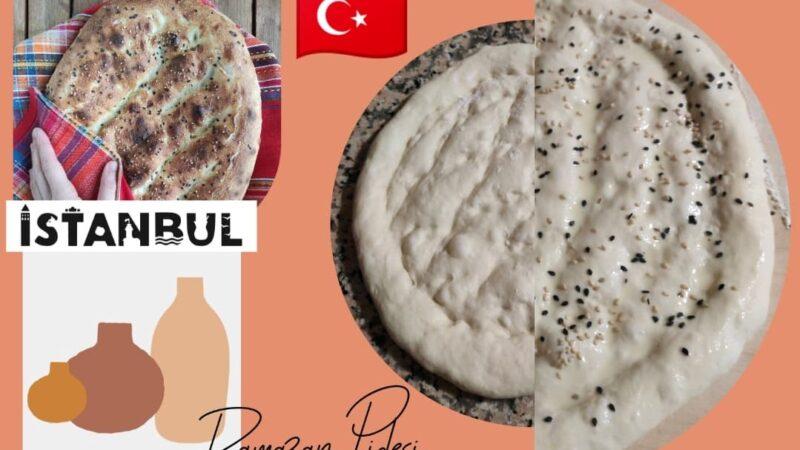 Ramazan Pidesi: il Pane Turco del Ramadan