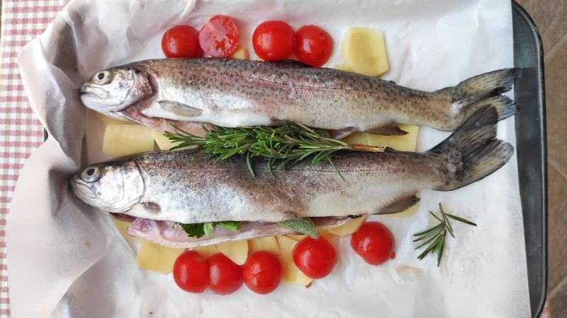Pesce al Cartoccio: Kağıtta Balık – Erkenci Kuş